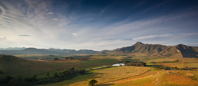Travel in South Africa - Visit the Free State