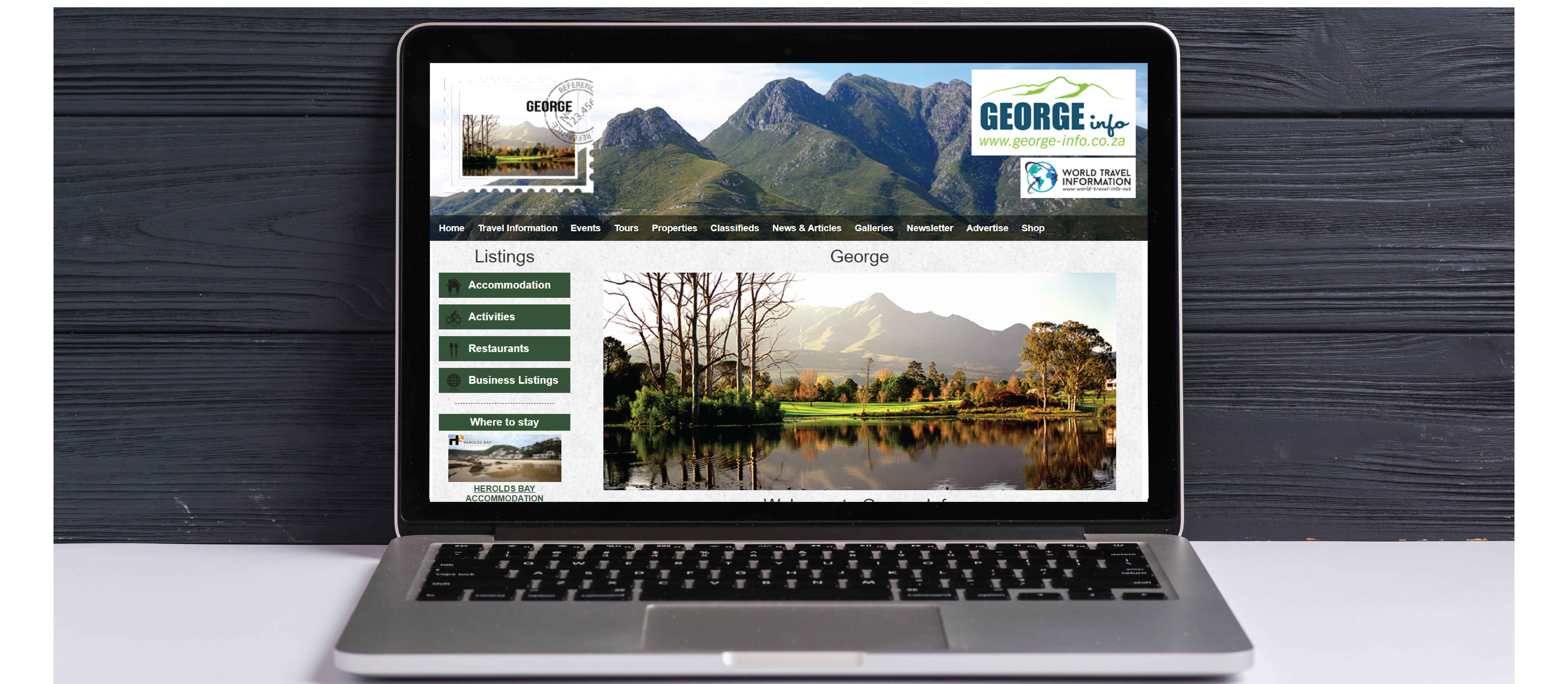 Integrated Marketing, marketing in South Africa, Western Cape, George